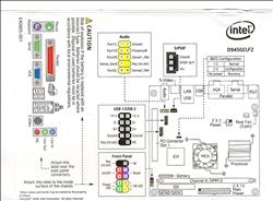 Intel ITX board layout